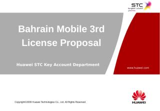 Bahrain Mobile Project ip mpls and Transmission.ppt