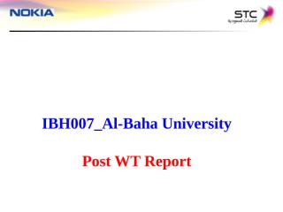 3G_IBH007_Report_Rev_0.ppt