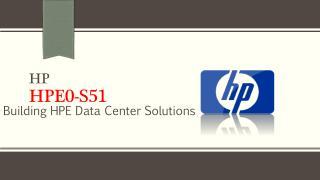 HPE0-S51 VCE Test.pdf