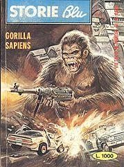 Storie Blu 023 - Gorilla sapiens.cbr