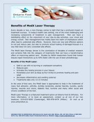 Benefits of MedX Laser Therapy.pdf