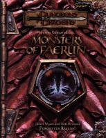 D20 - D&D - Forgotten Realms - Monsters Of Faerun.pdf
