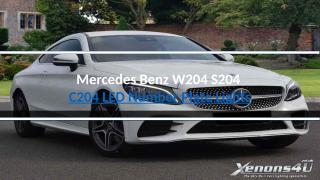Mercedes Benz W204 S204 C204 LED Number Plate Lights.pptx