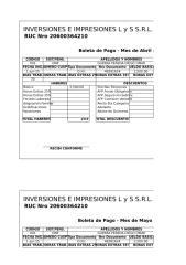 Inversiones e Impresiones L y S S.A.C. - Período 2017.xls